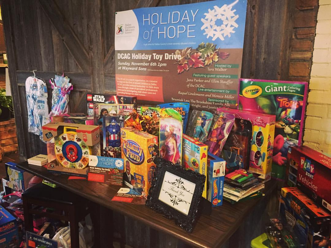 Holidays of Hope | Dallas Children's Advocacy Center
