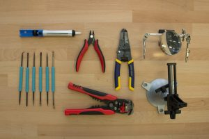 Step 64-1- Hand tools