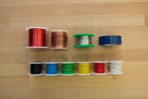Step 64-5- Wire, Solder + Tape