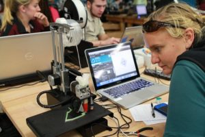 3D printing workshop linked