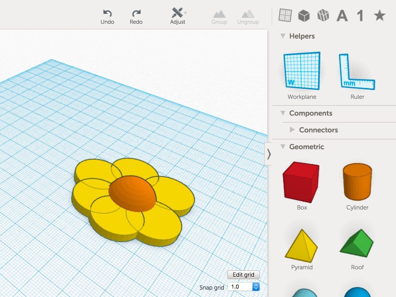 Pt 1 Step 1 - Create shape