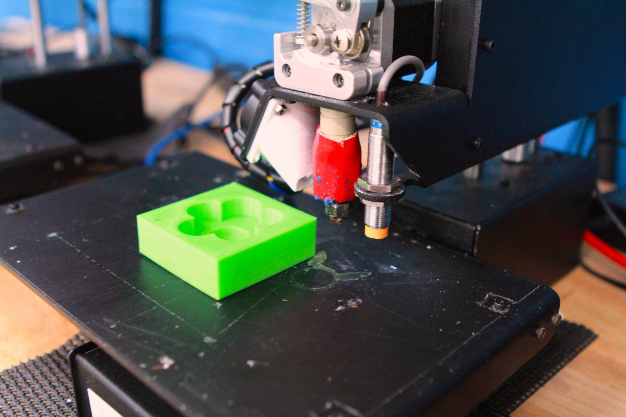 Pt 1 Step 16 - 3D print your mold