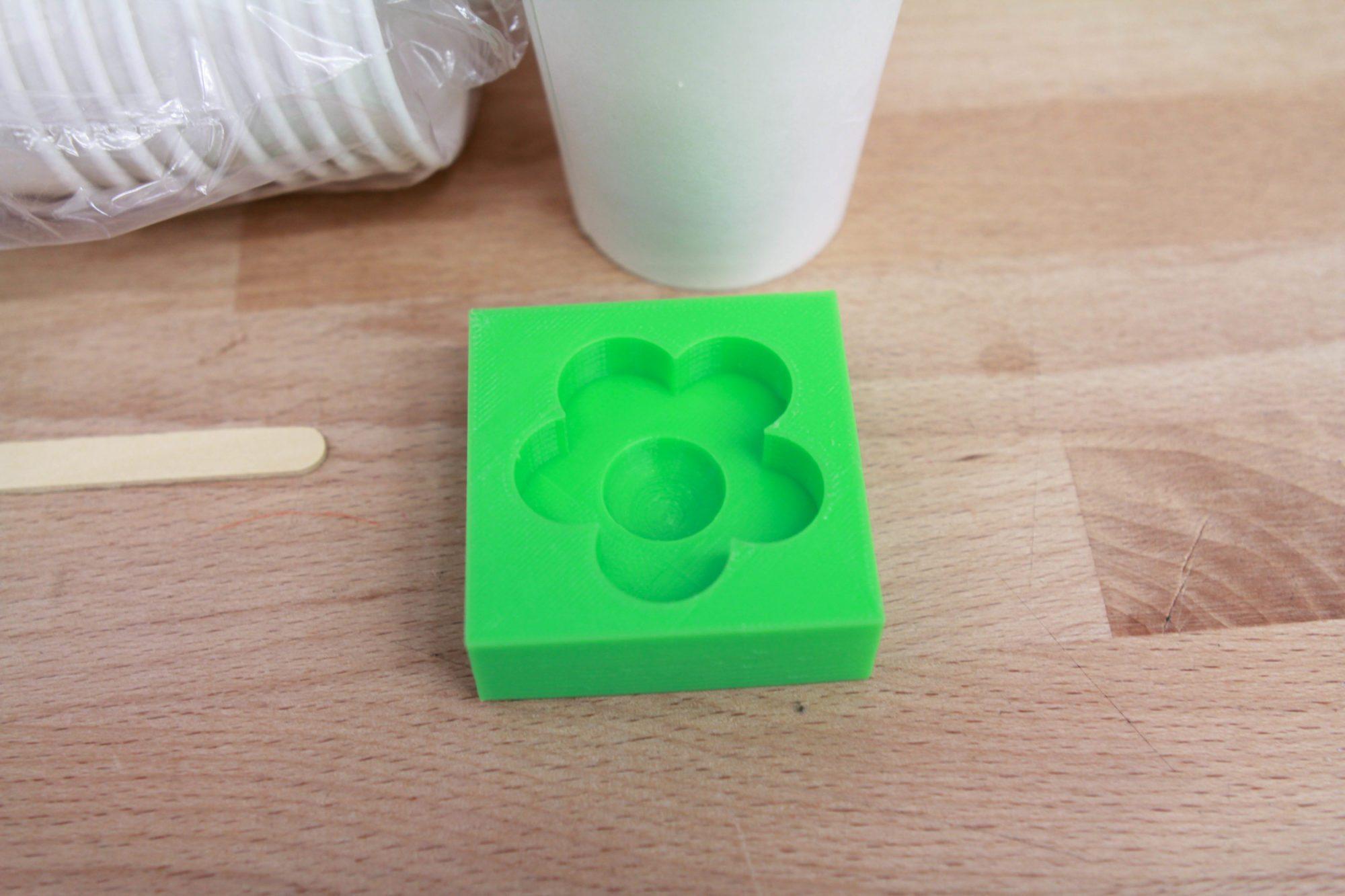Pt 2 Step 10 - Clean mold