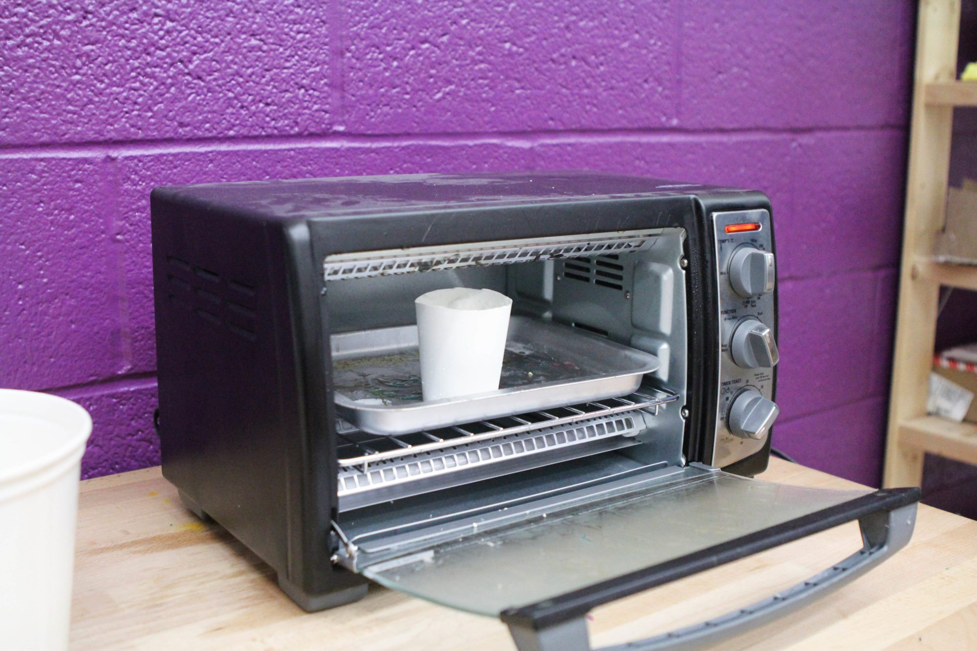Pt 2 Step 6 - Melt in toaster