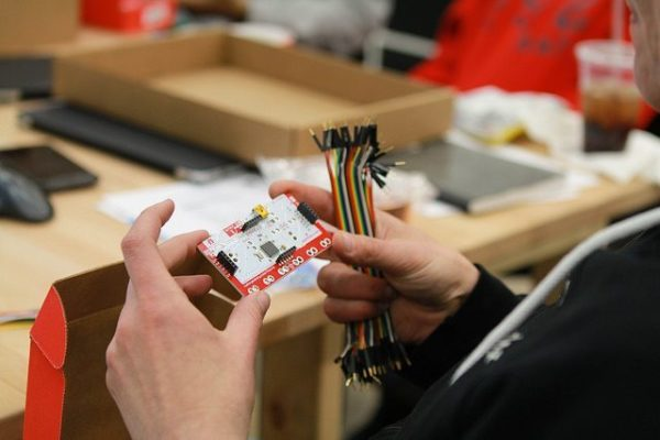 makey makey workshop linked