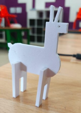 3d printed animals 3d printed animal