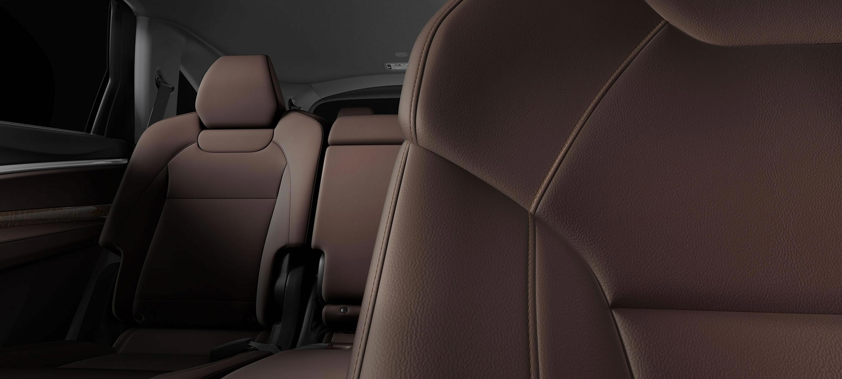 Distinctive Leather Seats