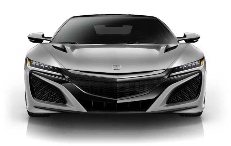 2017 Acura Nsx Supercar Louisiana Acura Dealers Luxury