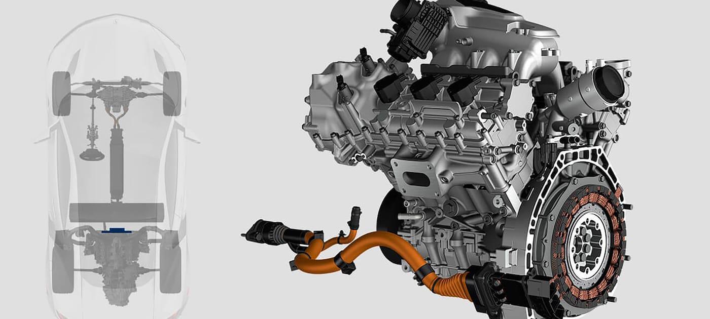 Motor de transmisión directa