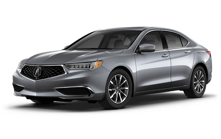 TLX Front