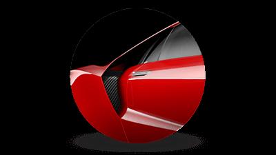Curva Red