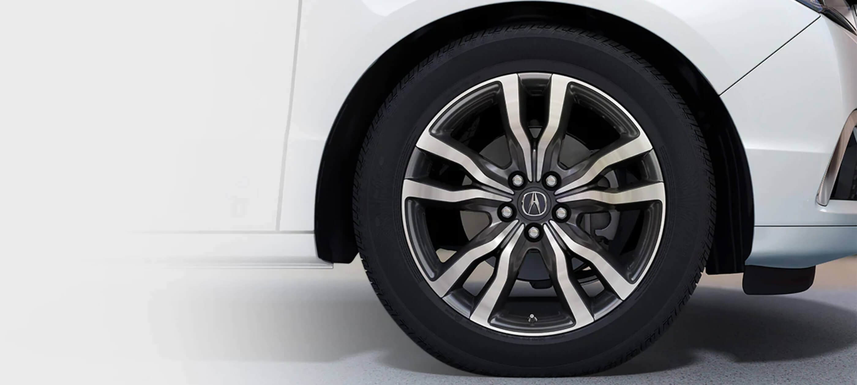 20-Inch Alloy Wheel