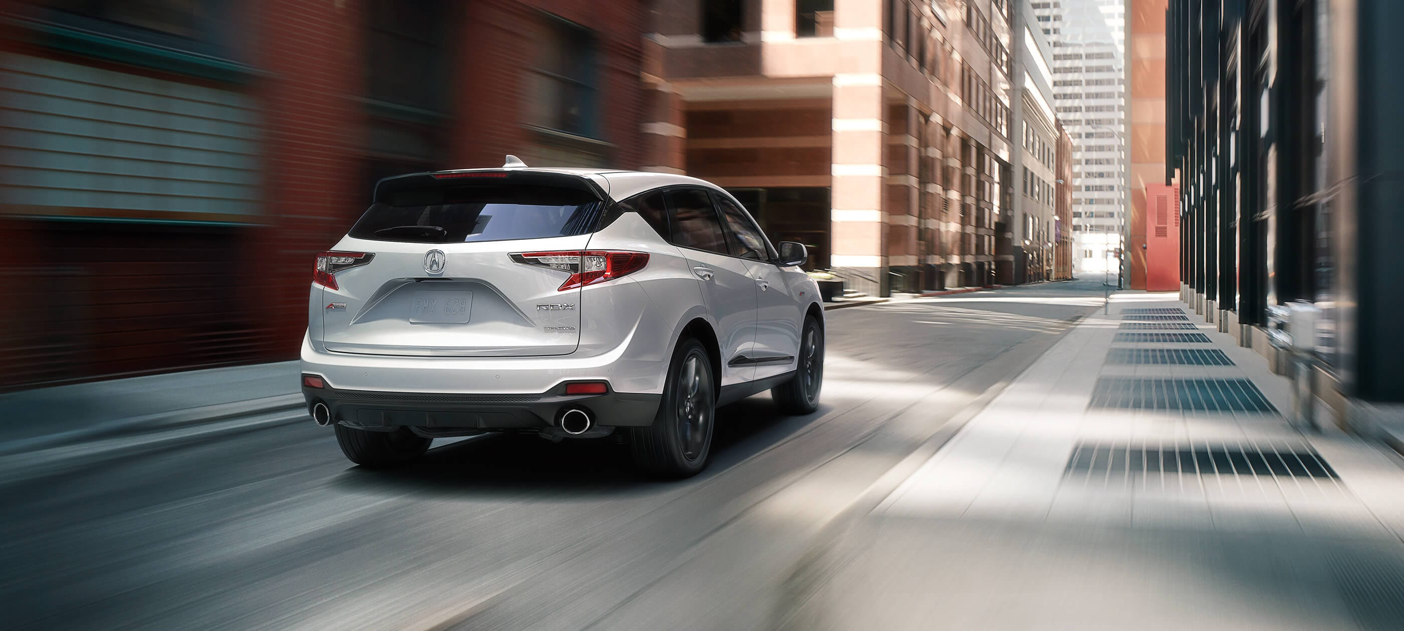 2020 Acura Rdx Luxury Crossover Suv Louisiana Acura Dealers