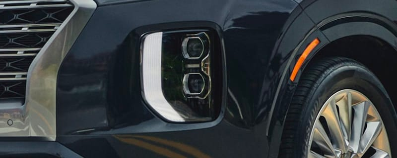 LED Daytime Running Lights.