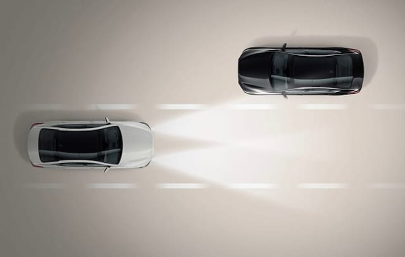 High Beam Assist (HBA)