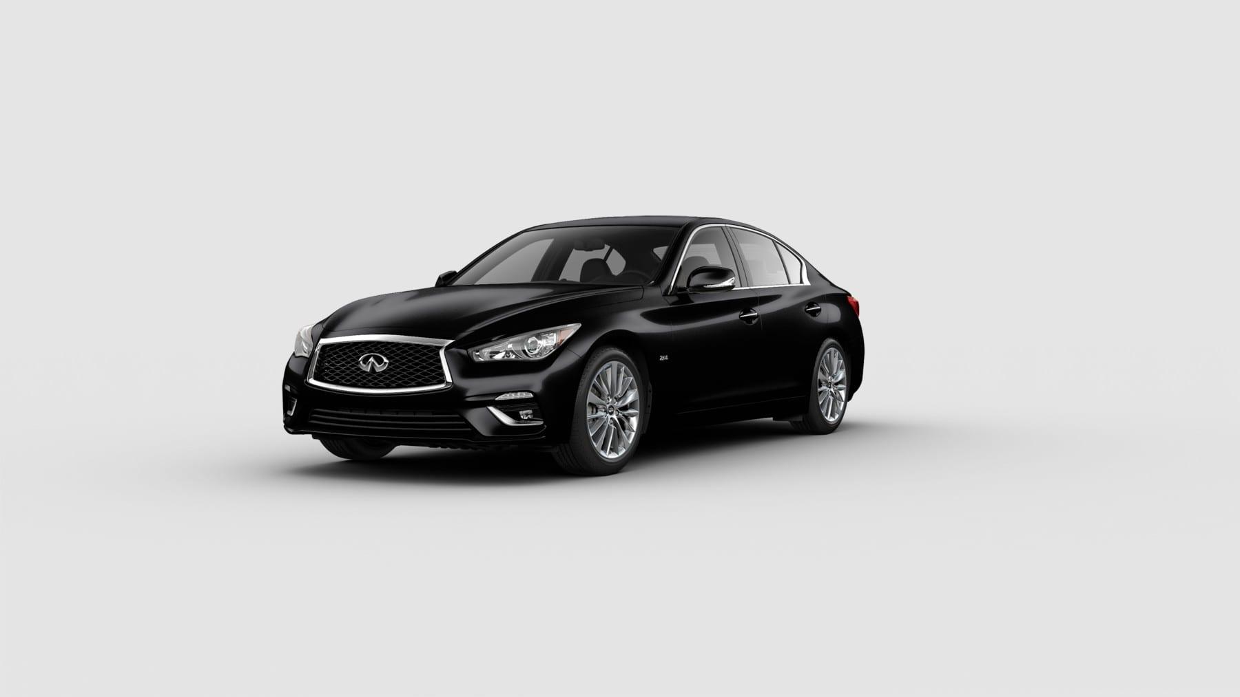 Popüler Infiniti sedanlar ve teknik özellikleri