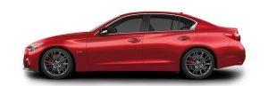 2018 Q50 Red Sport 400 AWD