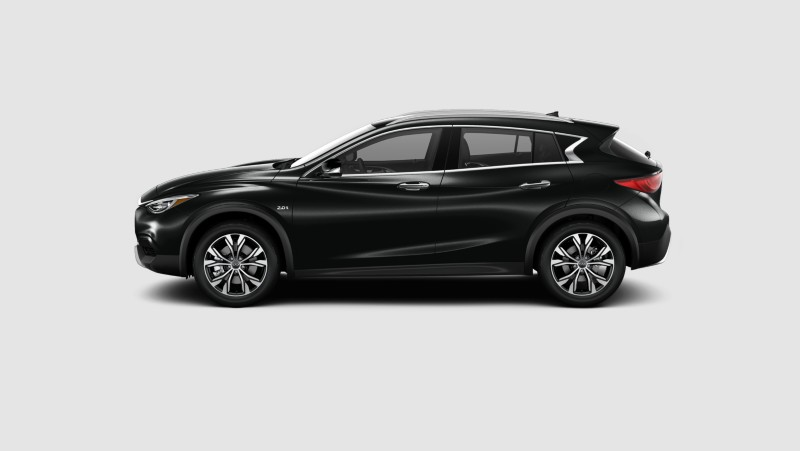 2019 QX30 LUXE AWD