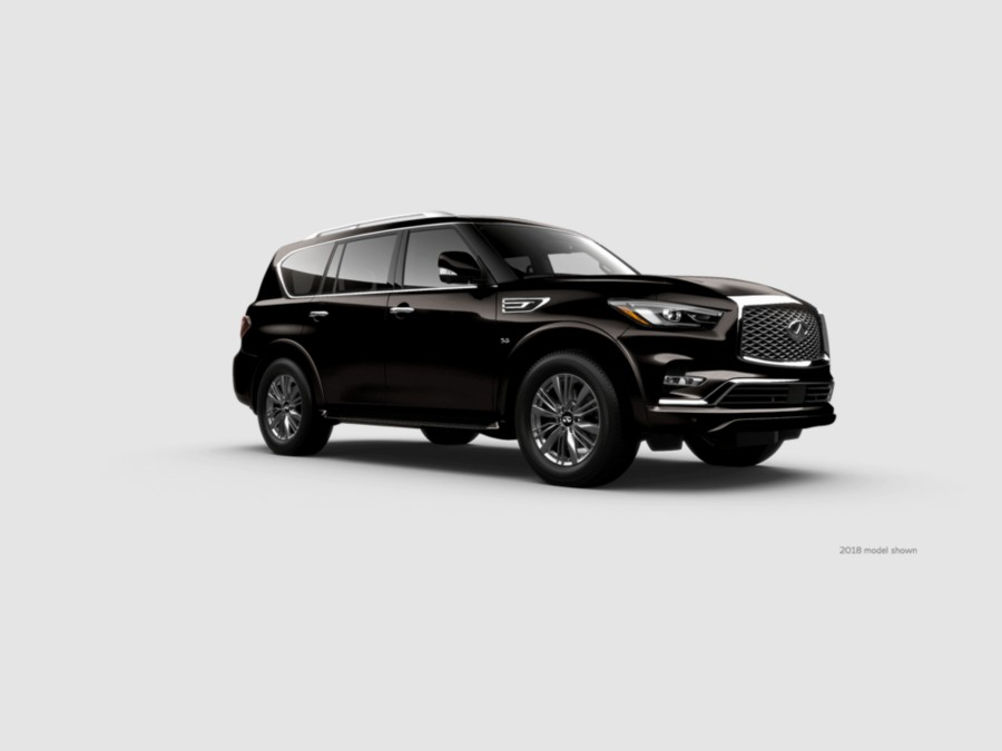 INFINITI QX80 SUV   Trim Levels, Price & More   INFINITI of Kansas City