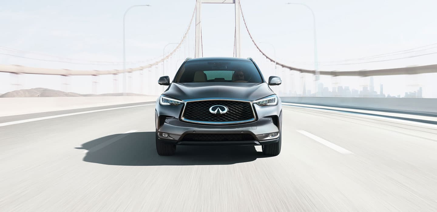 EMPOWER THE DRIVE WITH THE ALL-NEW 2019 INFINITI QX50