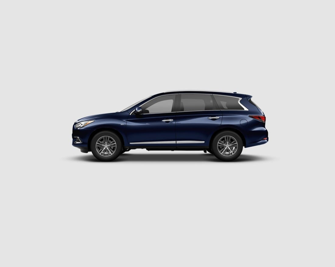 2020 QX60 LUXE AWD