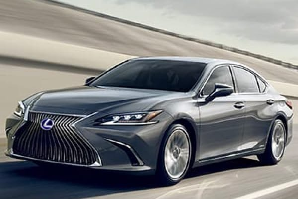 2021 ES Hybrid-Performance