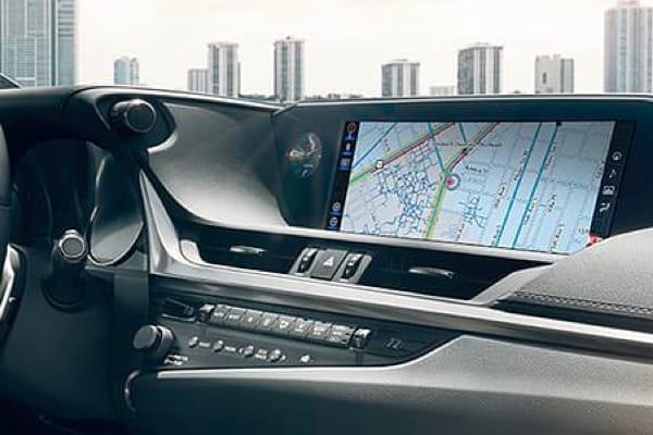 2019 ES Hybrid-Technology