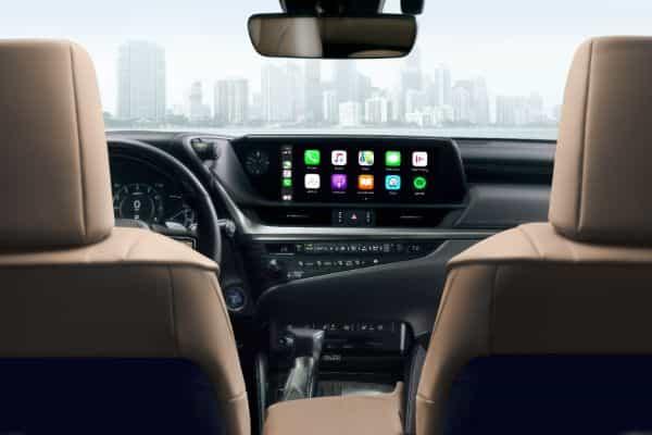 2020 ES Hybrid-Technology