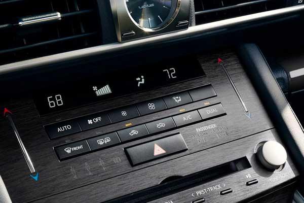 2019 GS F-Comfort & Design
