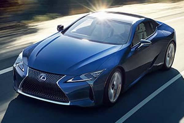 2021 LC Hybrid-Performance