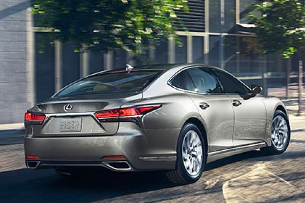 2019 LS Hybrid-Performance