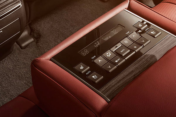 2019 LX-Comfort & Design