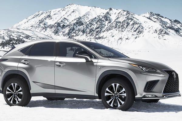 2019 NX Hybrid-Comfort & Design