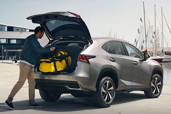 2020 NX Hybrid-Comfort & Design