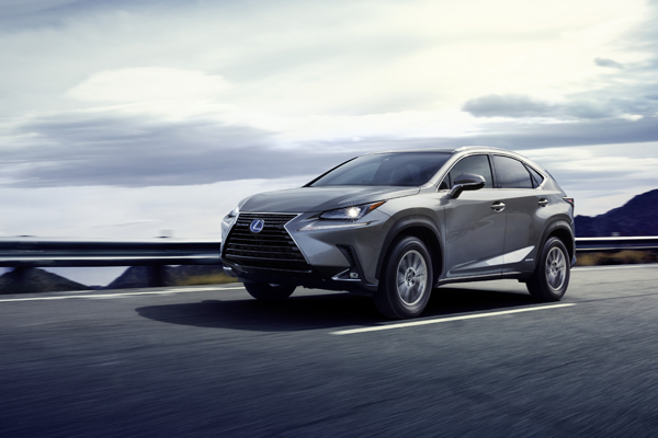 2019 NX Hybrid-Performance