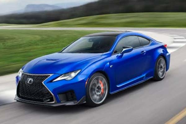 2019 RC F-Performance