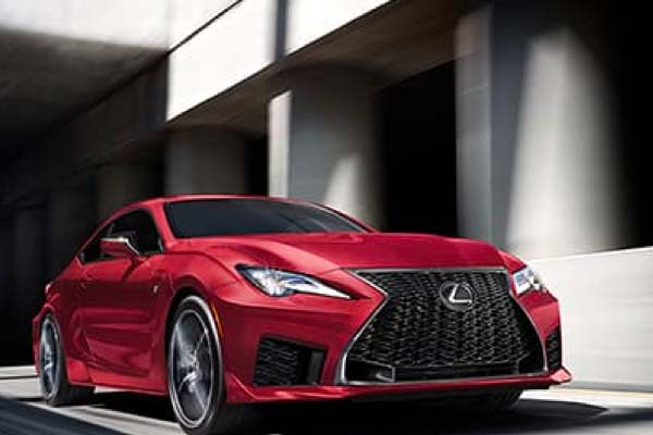 2021 RC F-Technology