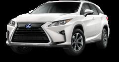 2019 Lexus RX Hybrid