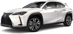2021 Lexus UX Hybrid