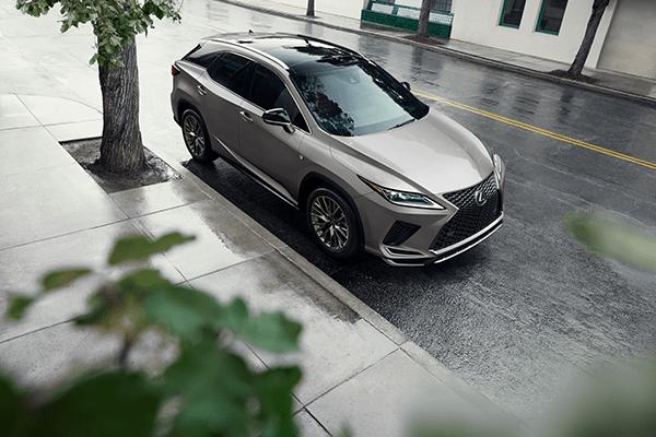 2020 RX -Comfort & Design