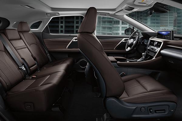 2021 RX -Comfort & Design