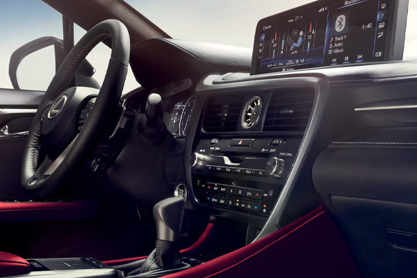 2021 RX Hybrid-Comfort & Design