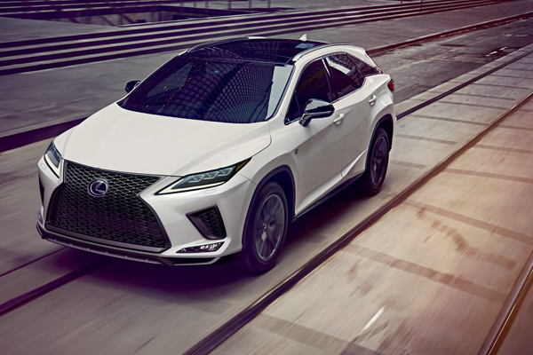 2021 RX Hybrid-Performance