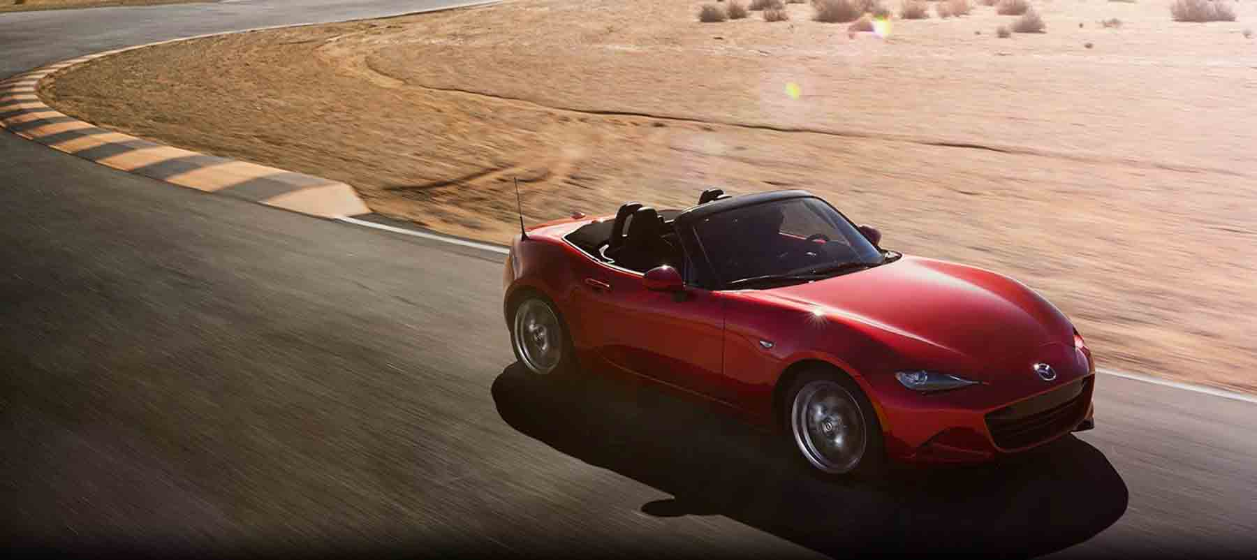 2017 MX 5 Miata, DESIGNED TO AWAKEN ALL YOUR SENSES