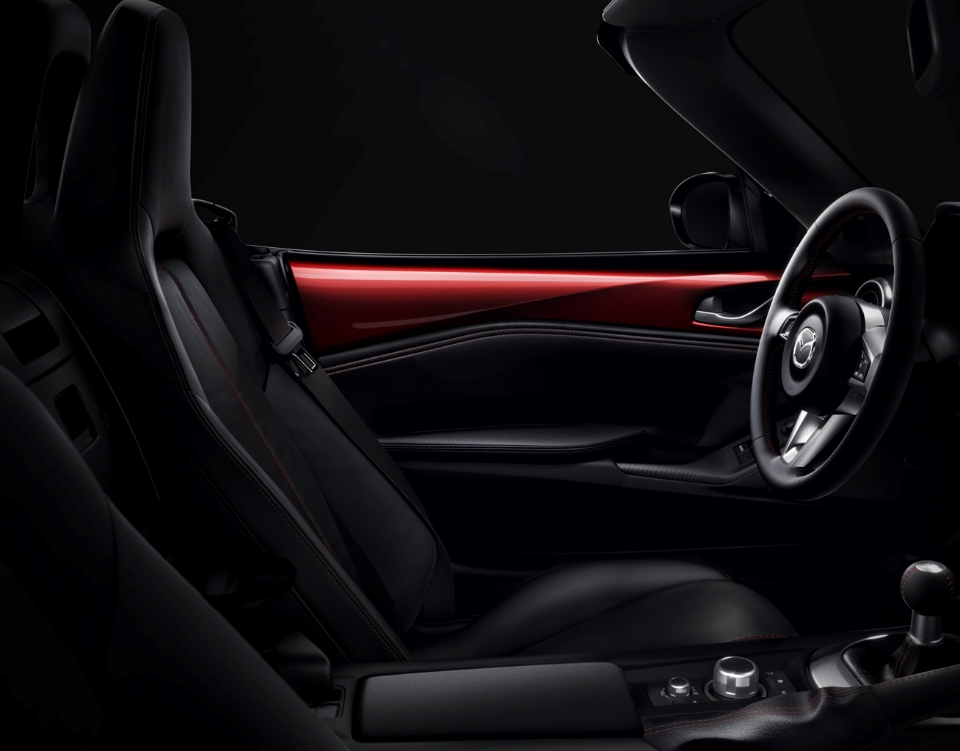 2017 MX 5 Miata, A CABIN BUILT AROUND YOU