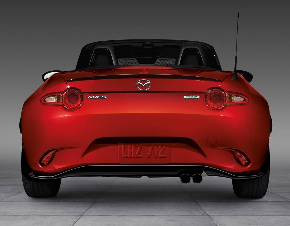 2017 MX 5 Miata, AERO KIT - REAR DIFFUSER
