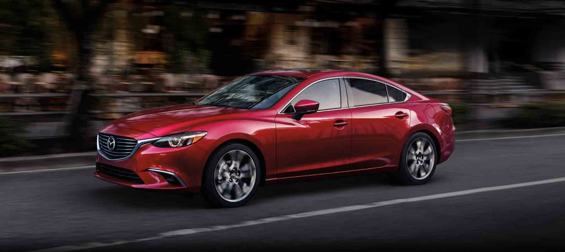 2017 Mazda6, DRIVING AS IT'S MEANT TO BE.