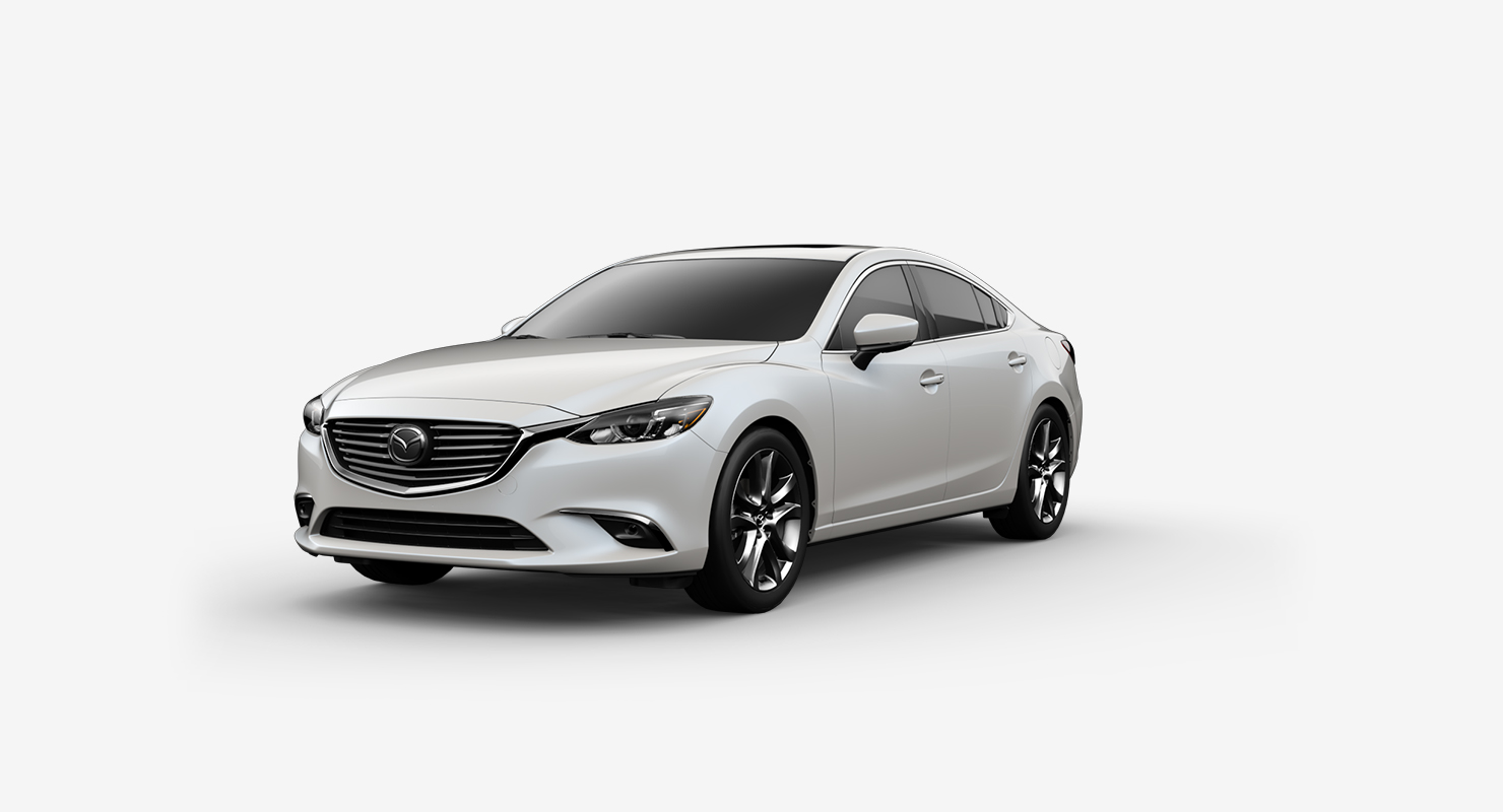 2017 Mazda6, Snowflake White Pearl