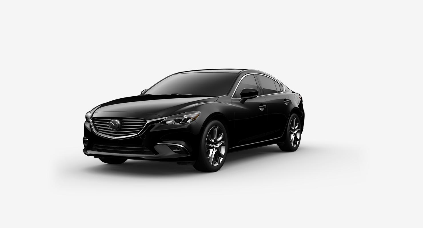 2017 Mazda6, Jet Black