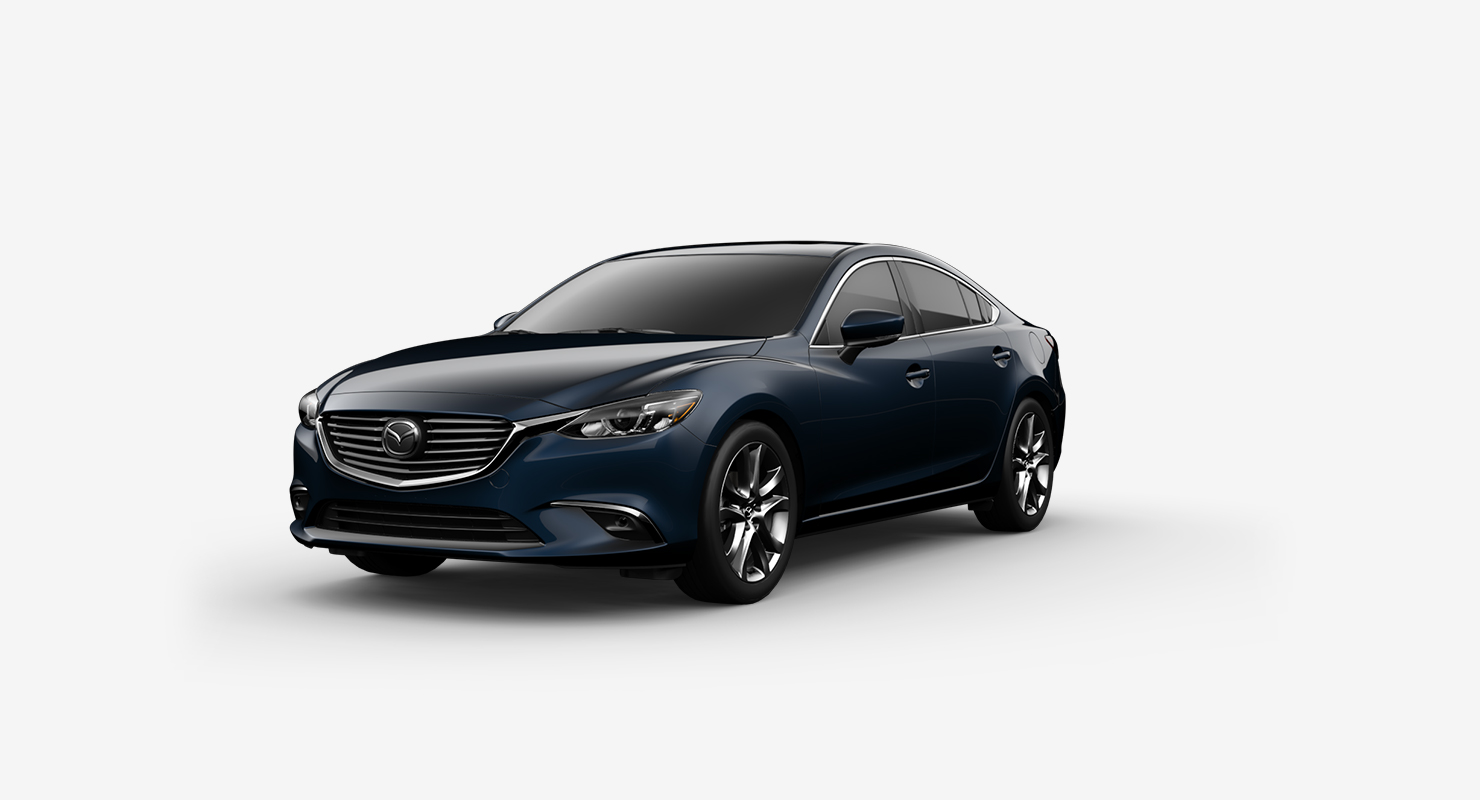 2017 Mazda6, Deep Crystal
